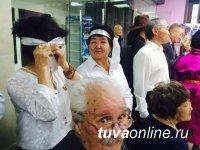 Ко Дню пожилых людей в Туве состоялся «танцевальный баттл» поколений