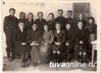 Центральный архив Тувы готовит подборку архивных документов к 100-летию школы № 1 Кызыла