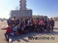 В Горно-Алтайске завершились гастроли Национального музыкально-драматического театра Тувы