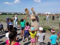 Кызыл: для жителей дач проведут праздники и консультации