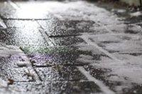 Метеорологи прогнозируют в Туве мокрый снег и гололедицу
