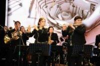 Духовой оркестр Правительства Тувы открывает свой концертный сезон