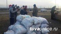 Частники, торгующие углем в мешках, самовольно завышают цены – участники рейда в Кызыле