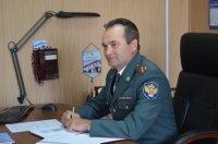 В Правительстве Тувы представили нового зам. министра внутренних дел Вячеслава Макарова