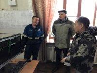 Глава Тувы проверил готовность Кызылской ТЭЦ к зимнему периоду