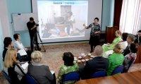 Вице-премьеры Александр Брокерт и Максим Тунев приняли участие в открытии курсов тувинского языка
