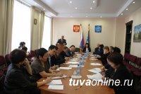 Единороссы Тувы обсудили первоочередные задачи в отчетно-выборный период