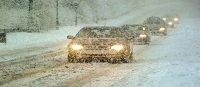 В Туве 4 ноября ожидаются сильный снег и гололедица на дорогах