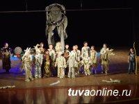 У Кызылского ТЮЗа 2-е место Всероссийского конкурса детского и юношеского творчества