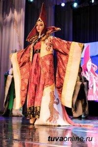 Коллекция одежды «Царица Аржаан» стала победителем международного фестиваля «Этномода»