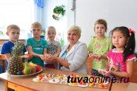 В числе 10 лучших сибирских воспитательниц детских садов кызылчанка Оксана Голуб