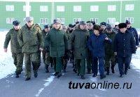 Военный городок в Кызыле планируется сдать в эксплуатацию в конце ноября