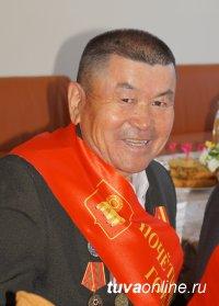 Ушел из жизни Почетный гражданин Кызыла Геннадий Хурен-оол