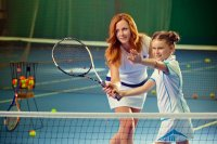 ТРО партии «Единая Россия» организует ко Дню матери первенство по теннису