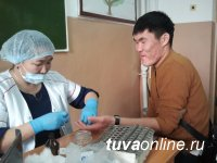 По итогам сплошного медобследования школьников Кызыла выявлен случай заболевания сифилисом
