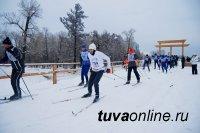 Кызыл: хоккей - во дворе, лыжные гонки - на Велодорожке