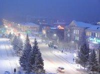 В Кызыле утром было 32 градуса мороза. Температуру воздуха можно уточнять по телефону 23142