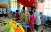 В Кызыле впервые открылось детское неврологическое отделение