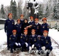 Кадеты 5-й гимназии Кызыла завоевали первое место во всероссийской военно-спортивной игре