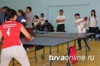 ТРО партии «Единая Россия» проводит ко Дню матери первенство по настольному теннису