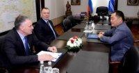Глава Тувы обсудил с Гендиректором СГК вопросы теплоснабжения республики