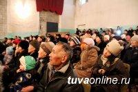 Жители Хендерге открыли борцовский зал имени легендарного борца-фронтовика Донгака Бегзи-Хуурака