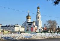 Глава Тувы поздравил священнослужителей и православных жителей республики с Рождеством Христовым