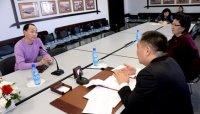 Глава Тувы провел очередной прием граждан по личным вопросам