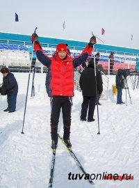 Лыжников зовут на биатлон в Национальный парк Тувы