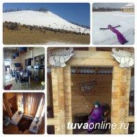 В Туве начала принимать гостей новая база отдыха при мараловодческом хозяйстве «Туран»
