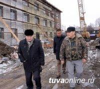 Главный архитектор Тувы будет напрямую подчиняться Главе республики