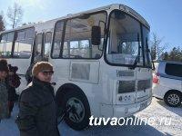 Кызыл: Желающих проводить выходные на станции «Тайга» все больше