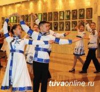 В Кызыле с успехом прошел первый кадетский бал