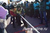 Народные гуляния начнутся в 13 часов на главной площади Кызыла