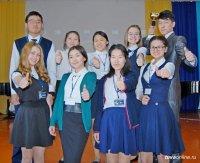 В Туве лучшие ученики школ Кызыла соревнуются за звание «Ученик Года – 2017»