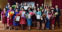 Оюмаа Шунней – победитель конкурса «Воспитатель Года» в Кызыле