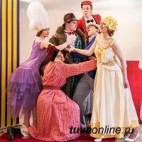 Солист из Тувы Саян Дембирел занят в спектакле «Шелковая лестница» в Москве