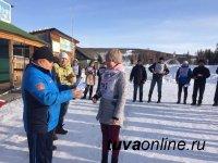 В спартакиаде «Студенческая Лига» соревновались учащиеся ссузов Тувы