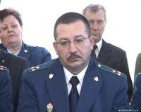 Александр Гринев направляется в Вологодскую область