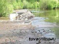 Роспотребнадзор обращается к населению с просьбой соблюдать осторожность при использовании воды на территориях подтопления