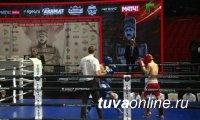Тувинский спортсмен Кежик Монгуш завоевал «золото» Чемпионата России по кикбоксингу в весе 54 кг