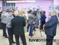 Активисты ОНФ провели в Кызыле фотовыставку «Лучшие дворы нашего города»