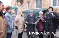 Дворы Кызыла заявляются в муниципальную программу благоустройства