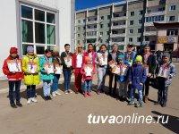 На республиканских соревнованиях по плаванию в Шагонаре детско-юношеский клуб «Чемпион» ТувГУ завоевал 32 медали