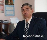 В Туве простились с одним из самых уважаемых дорожников Тувы Сергеем Квашиным