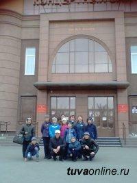 Юные музыканты Эрзинского кожууна стали дипломантами Межрегионального конкурса ансамблевой и оркестровой музыки в Хакасии