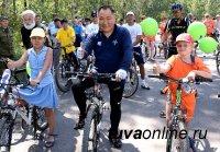 В Год Экологии многие кызылчане 19 апреля выберут велосипеды в качестве главного средства передвижения по городу