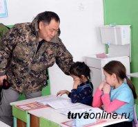 Правительство России поддержит строительство детских садов в Туве и уже в этом году школы в  Ийи-Тале