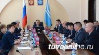 Глава Тувы поздравил работников муниципалитетов с Днём местного самоуправления