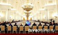 Глава Тувы принял участие в заседании Госсовета РФ